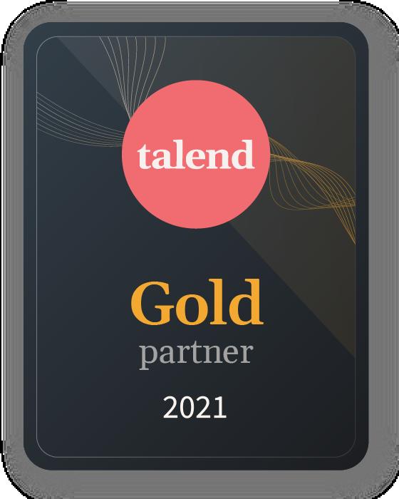Talend Gold logo