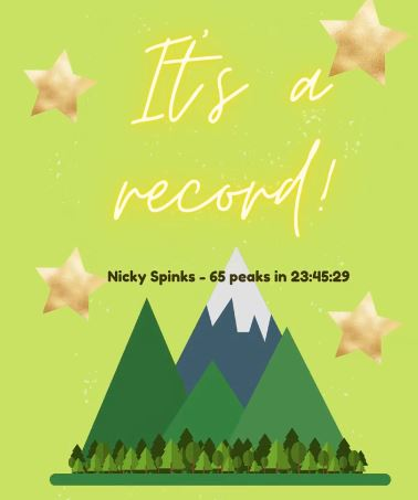 It's a record picture